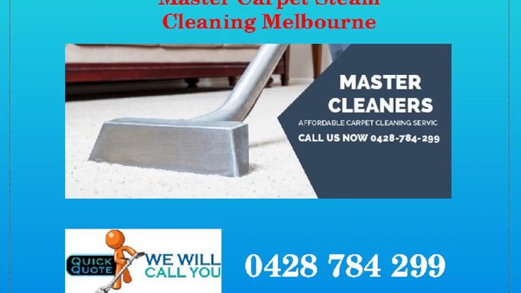 We offer the best carpet cleaning & carpet steam cleaning services in Melbourne. Our local rug, floor & mat cleaning experts know their stuff - Call Master Cleaners Melbourne.