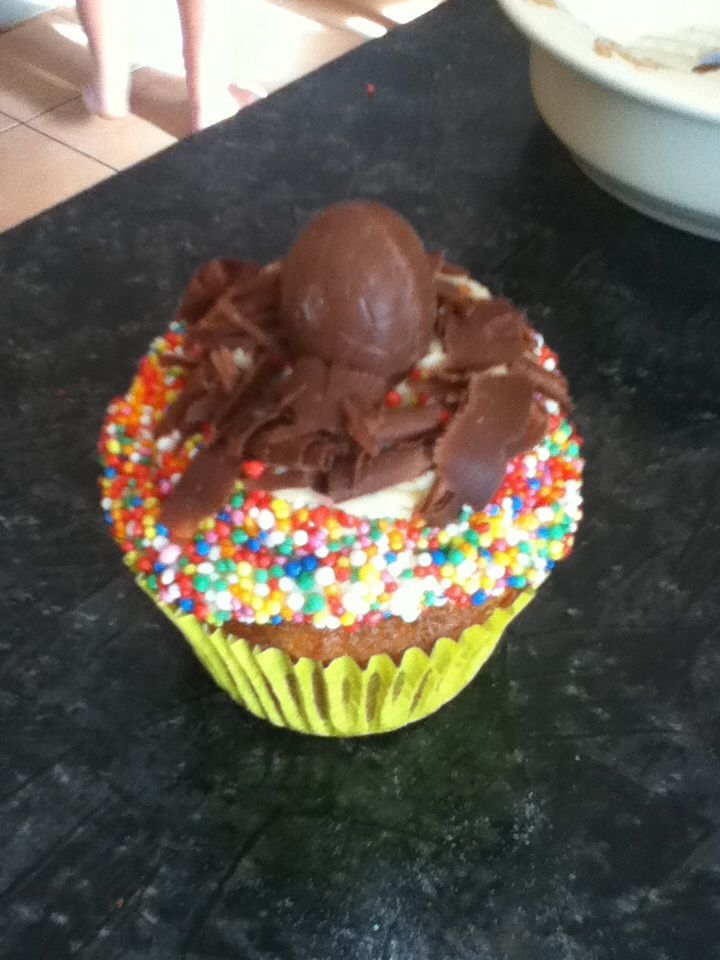 Easter cupcake for 2013