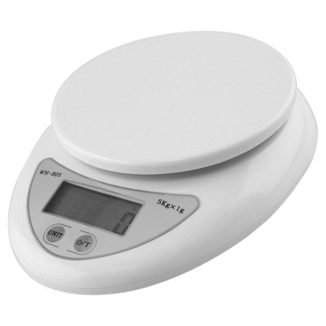 Высокоточные кухонные весы до 5 кг
