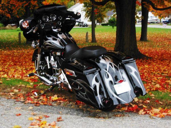 Custom Harley electra Glide | Harley Davidson Photo Gallery