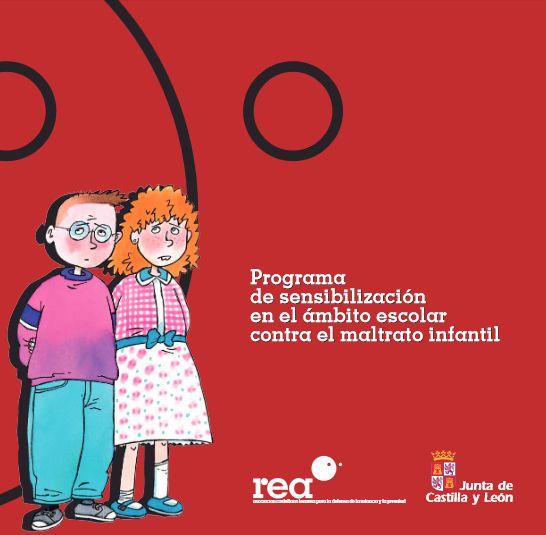 Garabatos: Programa de Sensibilización en el Ámbito Escolar Contra el Maltrato Infantil