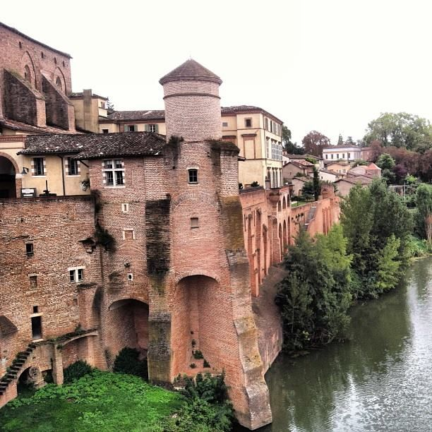 Gaillac, France in the Mid-Pyrenees     ᘡղbᘠ
