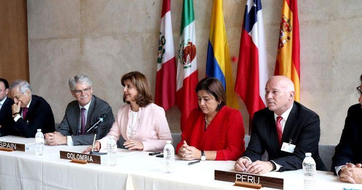 Alianza del Pacífico y el Reino de España suscribieron Declaración Conjunta en Nueva York http://www.hoyesnoticiaenlaguajira.com/2017/09/alianza-del-pacifico-y-el-reino-de.html