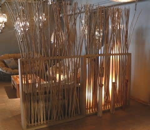 75 best bamboo things images on pinterest bamboo crafts bamboo outdoor room dividers diy bamboo room divider home decor with solutioingenieria Choice Image