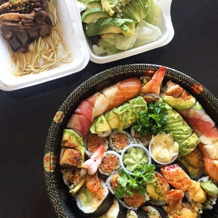 Best Cheap Eats On Queen Street West - Tone Sushi
