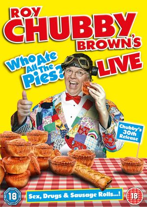 Idea13's What's on in Southend fence  ROY CHUBBY BROWN