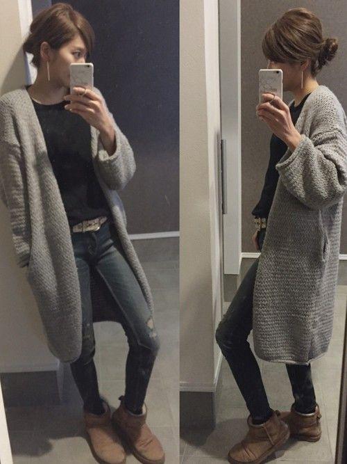 titivateのカーディガンを使ったsayakaのコーディネートです。WEARはモデル・俳優・ショップスタッフなどの着こなしをチェックできるファッションコーディネートサイトです。