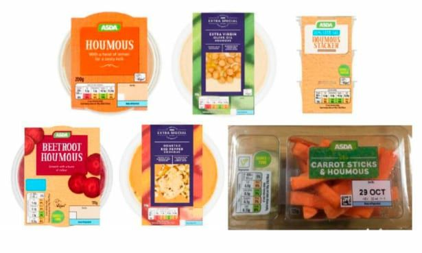 Food Recall Houmous Sold In Major Supermarkets Including
