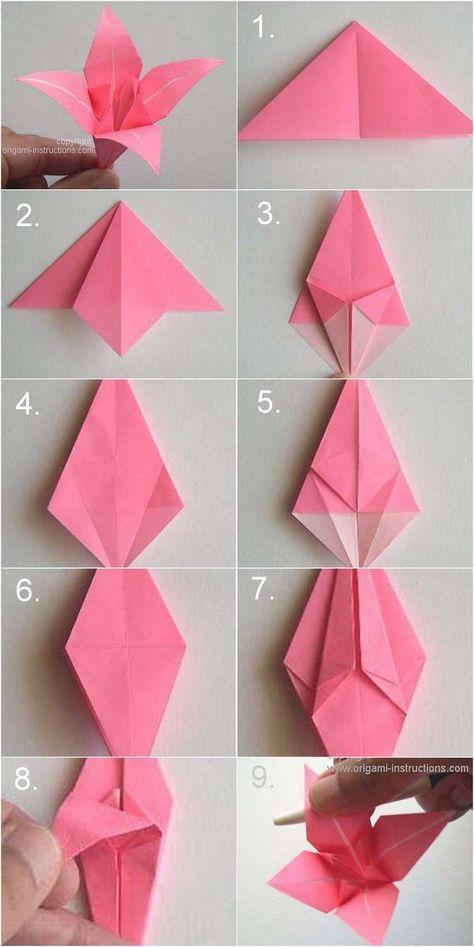 DIY Paper Origami :)