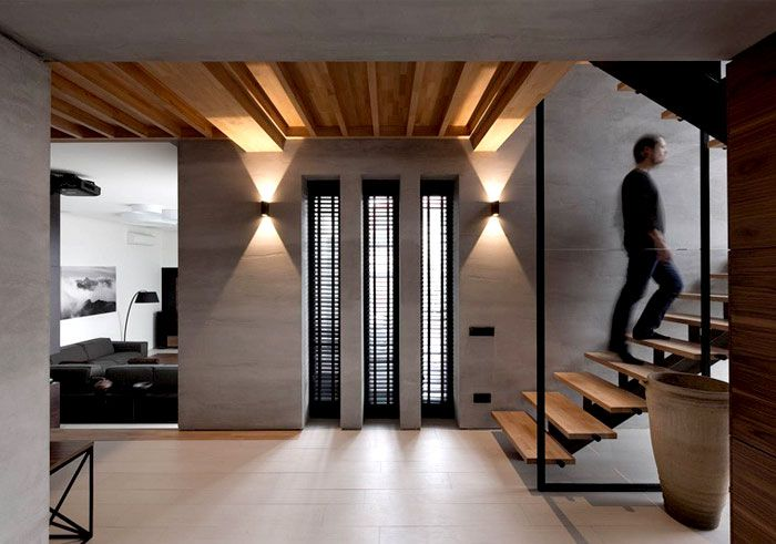 Trendy Functional and Contemporary Home