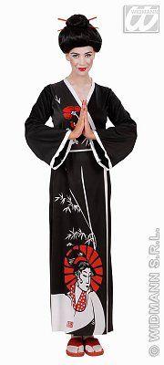 Carnavalskleding Geisha
