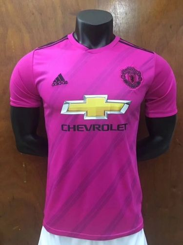38646bf6eee 2018-19 Manchester United Away Purple Thailand Soccer Jersey AAA ...