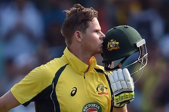 Our first trip to the SCG this season... our luck was in..another amazing game. Amazing innings by Steve Smith... 164. A record for the SCG