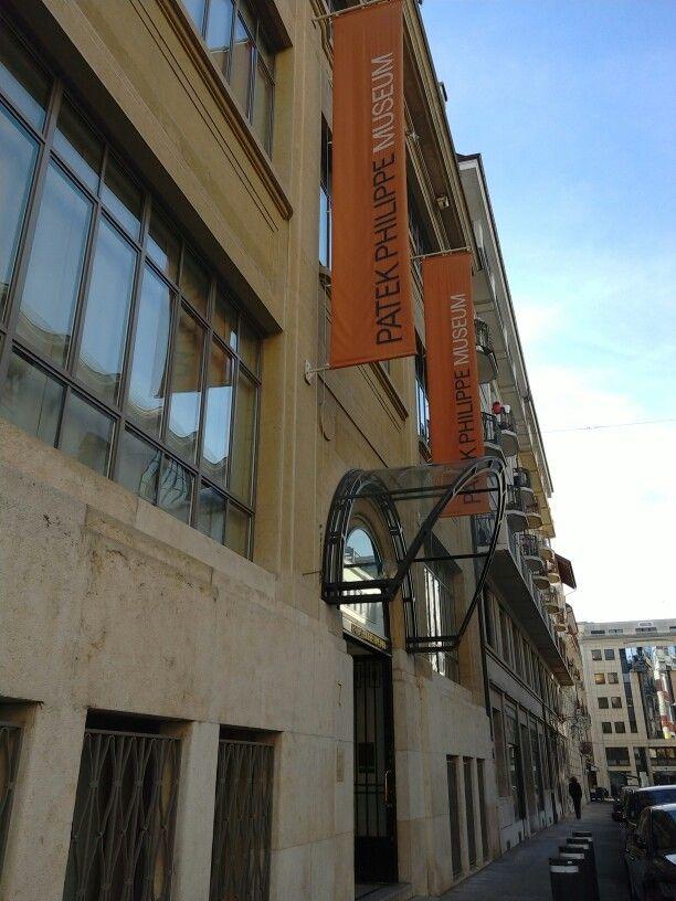 #geneva #geneve #switzerland #museum #patekphilippe #swisswatches