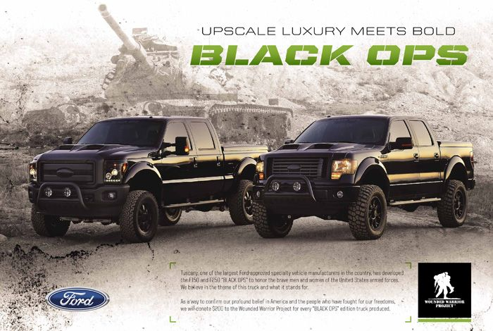 Ford black ops