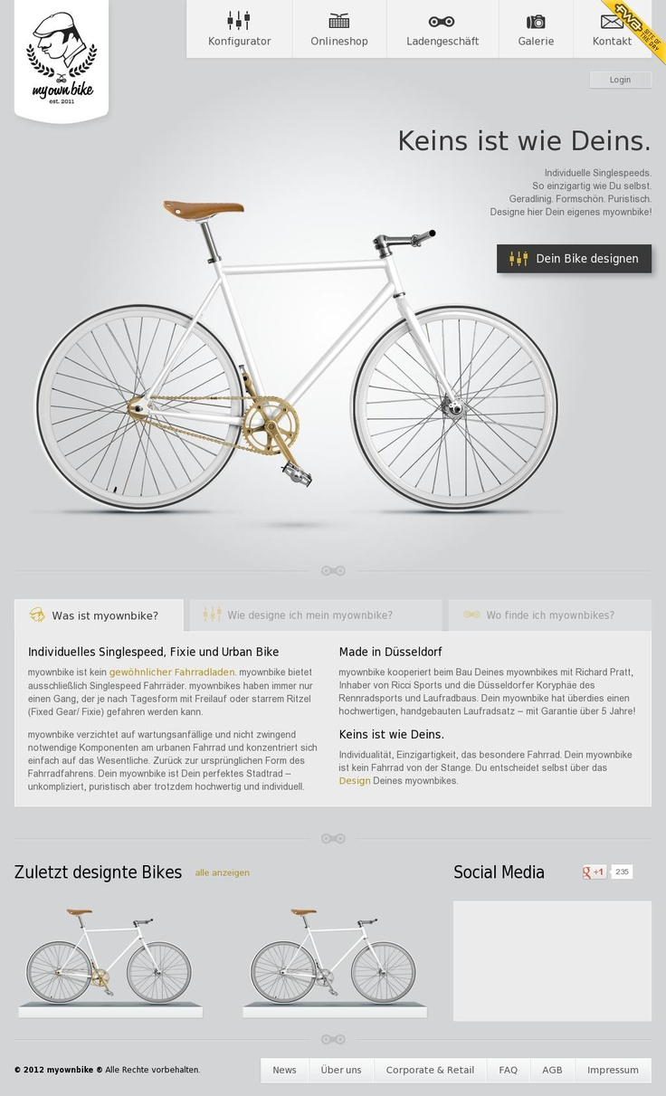 #bike ##webdesign #inspiration #Professional and  Modern Web Designs