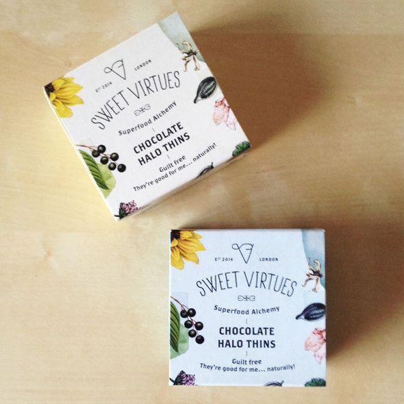 【ELLE】イギリス発のローチョコレート「SWEET VIRTUES」が美味! エル・オンライン