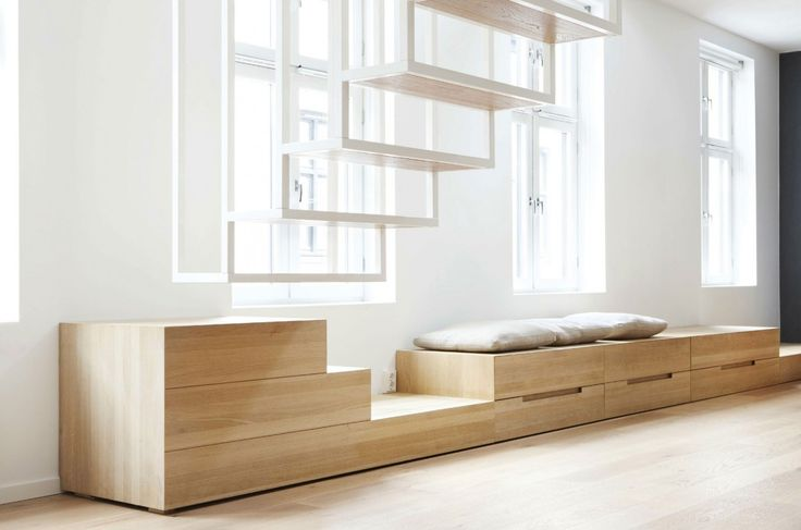 Dit appartement heeft de perfecte mix van minimalisme en gave eye-catchers - Roomed | roomed.nl