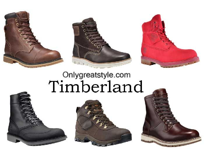 Timberland boots fall winter 2016 2017 shoes for men