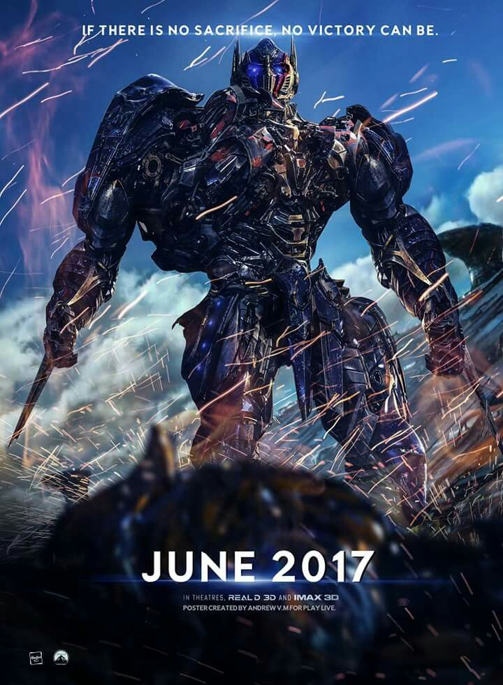 Transformers 5 (2017) Movie In 720P