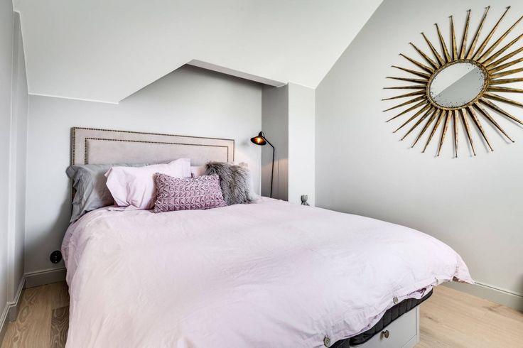 40m2 de Elegancia Parisina para tu decoración - dormitorio