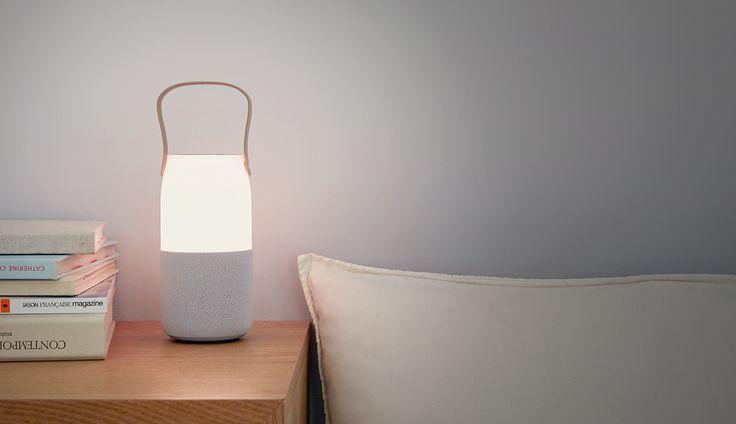 Sound Bottle designed by BKID