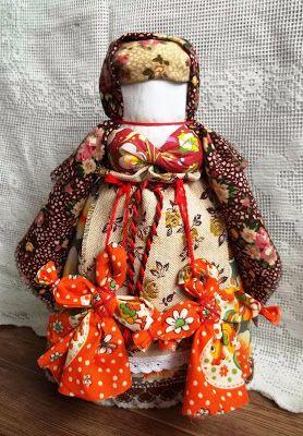 Лоскутное лукошко Татьяны-кукольницы: Дочки-матери
