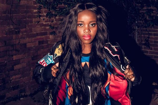 Tkay Maidza's 'Finish Them', Produced by Bok Bok