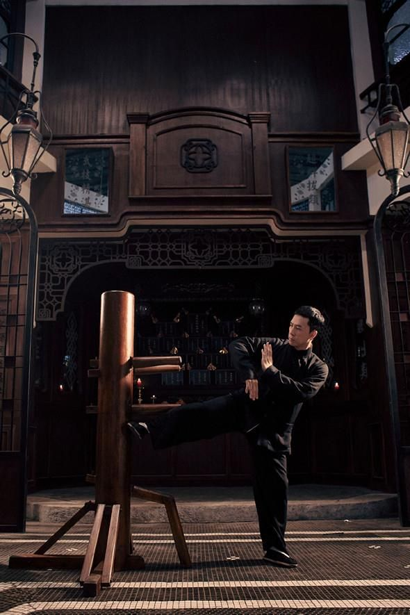 Donnie Yen - Ip Man 3