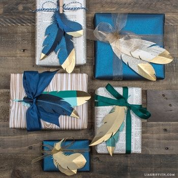 DIY Paper Fern Leaves by lia griffith   Project   Home Decor   Papercraft / Decorative   Kollabora