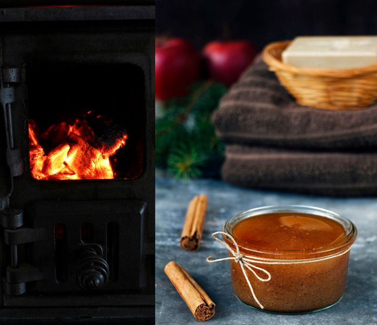 Sockerskrubb Vanilj & Kanel / Sugar scrub Vanilla & Cinnamon - Evelinas Ekologiska http://www.evelinasekologiska.se/