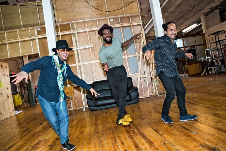 """From unemployed Berkeley grad to featured Netflix player in the Baz Luhrmann production """"The Get Down."""""""
