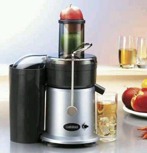 GASTROBACK-40123-Design-Juicer-Entsafter-UVP-139-kostenloser-Versand