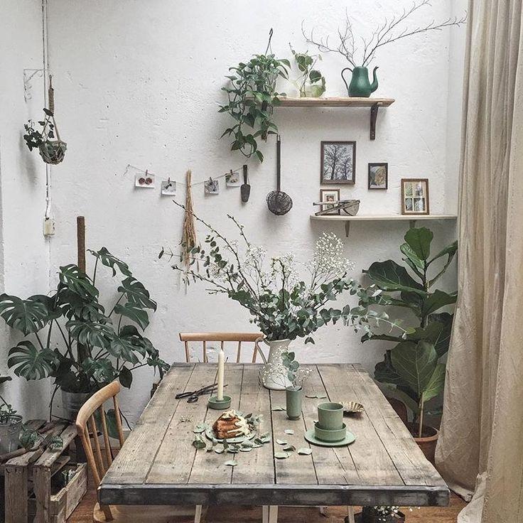 "Urban Jungle Bloggers on Instagram: ""Home of food designer & stylist Alexandra Mitsiou :@thecandytalking #urbanjunglebloggers"""