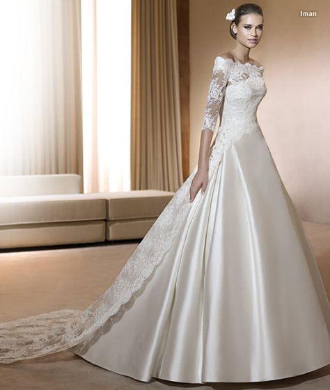 d21db4fa61ee Abiti da sposa pronovias 2011 prezzi