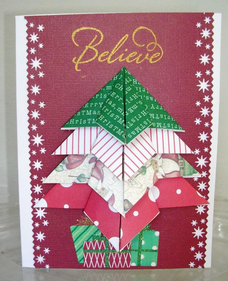 Рукоделие оригами открытки, открытка днем рождения