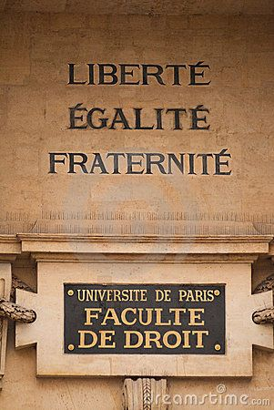 Paris faculty of law