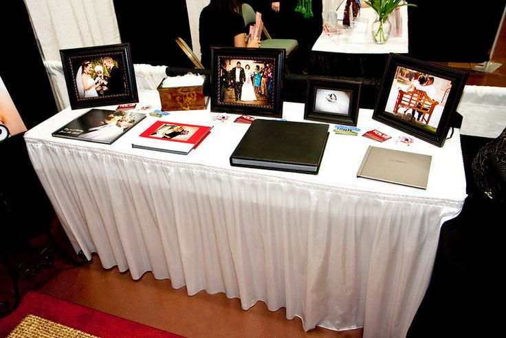 photo wedding expo booth table without hanging wall art photo expo booth ideas pinterest wedding expo booth booth table and wedding