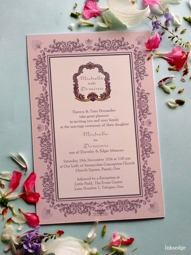 muslim wedding card invitation quotes%0A Flower power in all new christian wedding invitations at Inksedge    inksedgeweddinginvitations  christianwedding