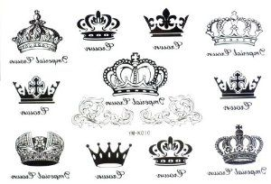 57 best images about crown tattoos on pinterest crown for Tattoo removal in queens