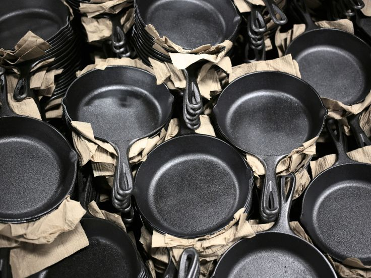 Make your cast iron pan last forever.