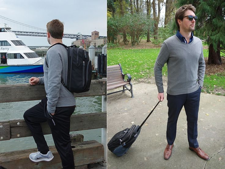 Rolling Mobile Pro Backpack miniatura de video del proyecto