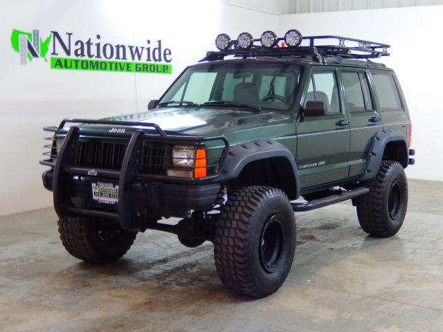 1996 jeep cherokee sport in monroe oh used cars for. Black Bedroom Furniture Sets. Home Design Ideas