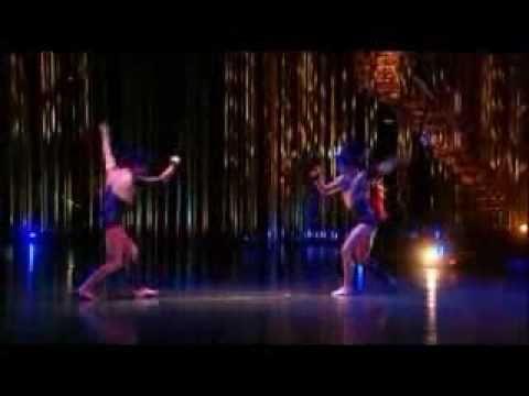 Cirque De Soliel Ariel Dancing to kate Bush's Ariel..
