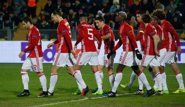 awesome FC Rostov 1-1 Manchester United: Mkhitaryan nets away goal as Red Devils blow lead in Russia - 5 things we learned Check more at https://epeak.info/2017/03/09/fc-rostov-1-1-manchester-united-mkhitaryan-nets-away-goal-as-red-devils-blow-lead-in-russia-5-things-we-learned/