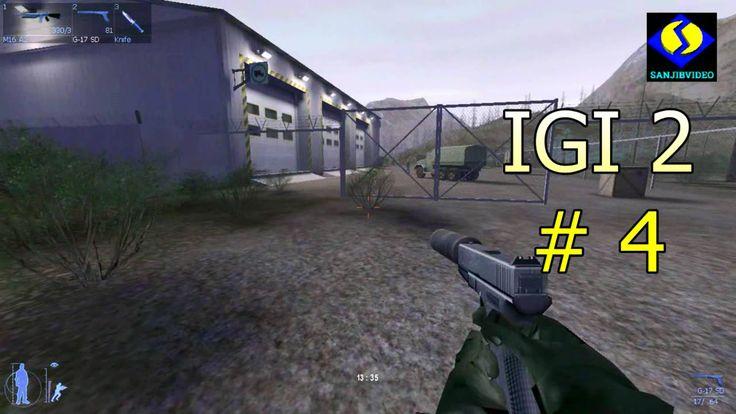 IGI2 #4 of 19 -  Bridge Across the Dnestr - Covert Strike - Mission