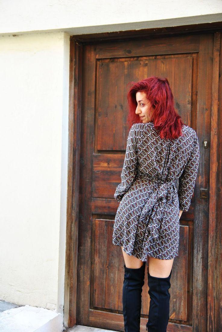 Pattern testing: Alix dress - //THE WARDROBE PROJECT//