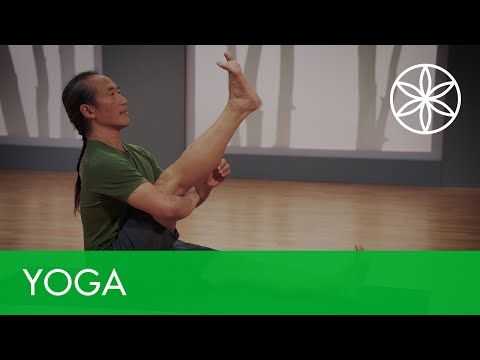 Flexibility Yoga for Beginners with Rodney Yee - Hip Openers | Yoga | Gaiam - YouTube
