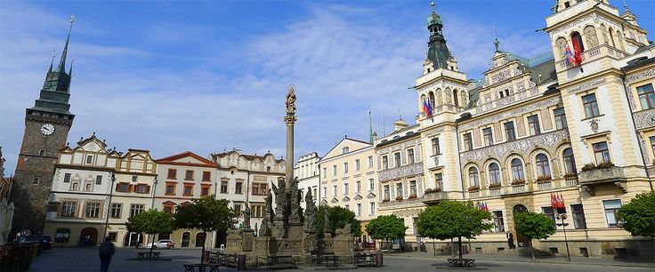 Pardubice; German: Pardubitz) is a city in the Czech Republic. It is the capital city of the Pardubice Region and lies on the river Elbe, 96 kilometres east of Prague. There is an old Tower and a Castle. The oldest extant Document regarding Pardubice comes from 1295.