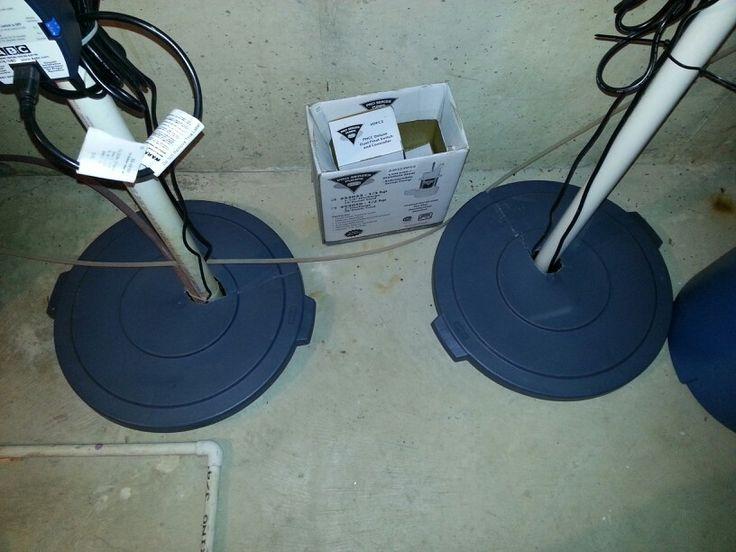 entretien sump pump drainage ideas drainage fixes pump archives
